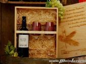 Weinpräsent Rotwein 2
