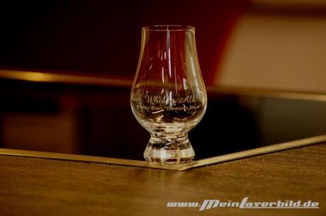 Whiskyglas, The Glencairn Glass graviert