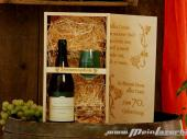 Weinpräsent La Grande Cave Erinnerungskiste 1